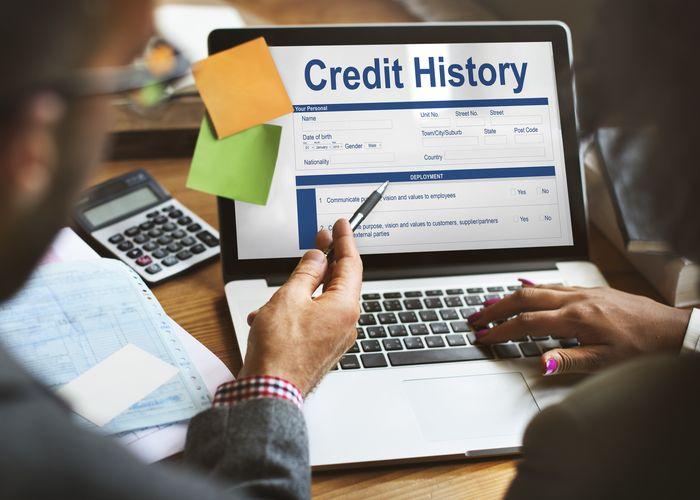 Кредитная история человека
