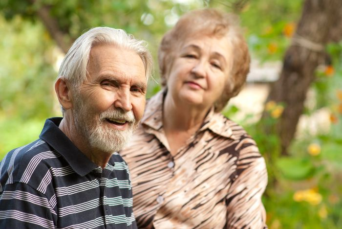 пенсионеры два