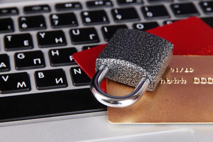 персональные платёжные данные защищены
