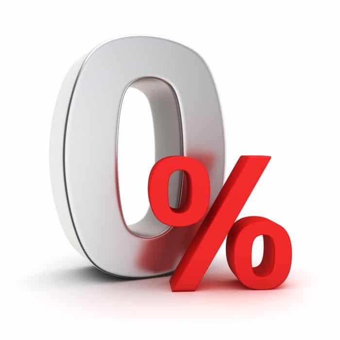 бывают ли беспроцентные кредиты