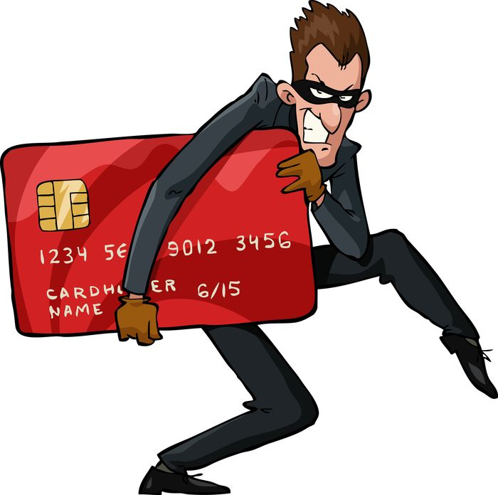 кража денег с карты