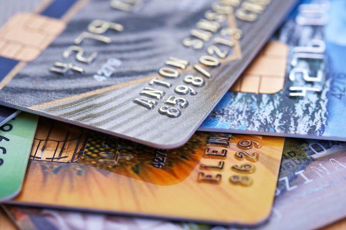 кредитные и депозитные карты