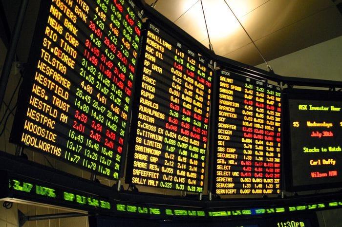 рынок форекс и фондовая биржа