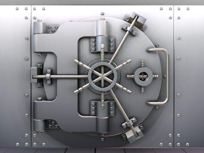 защита в банке