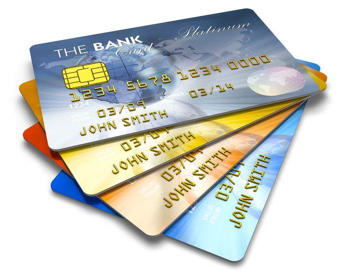 банковские карточки фото