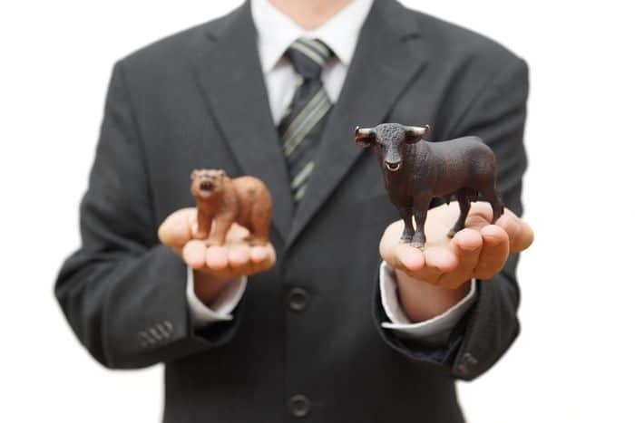 торговля на форексе - быки и медведи