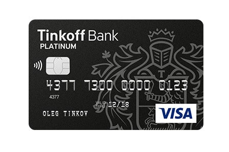 тинькофф платинум дебетовая карта тарифы