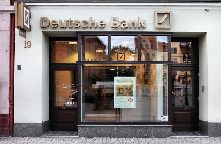 Блокчейн–хабы и Группа Дойче Банк