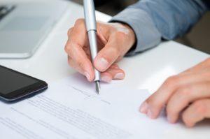 Правильное заполнение заявления о регистрации физического лица в качестве индивидуального предпринимателя (ИП) по форме Р21001. Уведомление о переходе на УСН.