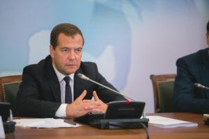 Дмитрий Медведев напомнил членам правительства о недостатках налоговой системы