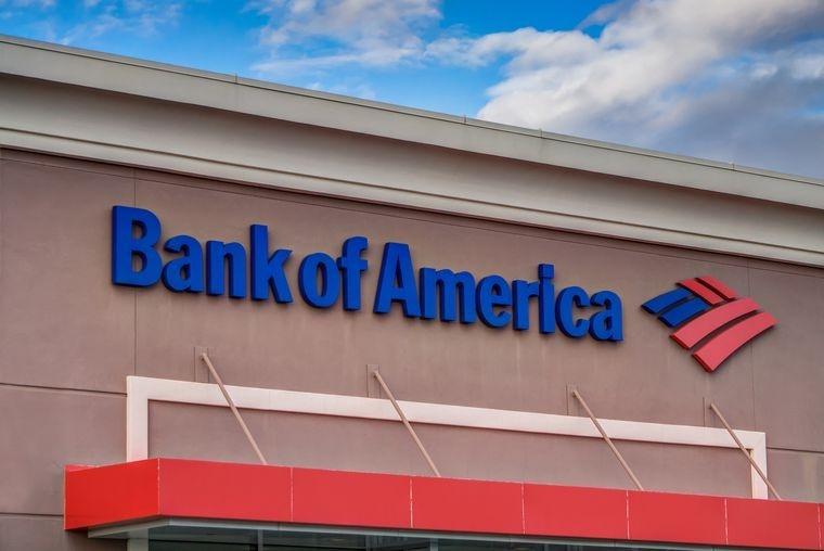 Заработок главы Банка Америки