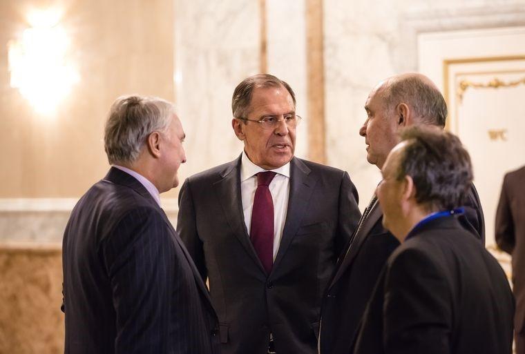 Министр иностранных дел РФ провел встречу с МИД Ливии