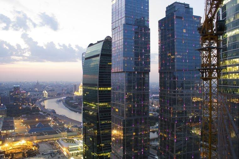 В бизнес центре «Москва-Сити» разместятся Минэкономразвития и часть его подконтрольных ведомств