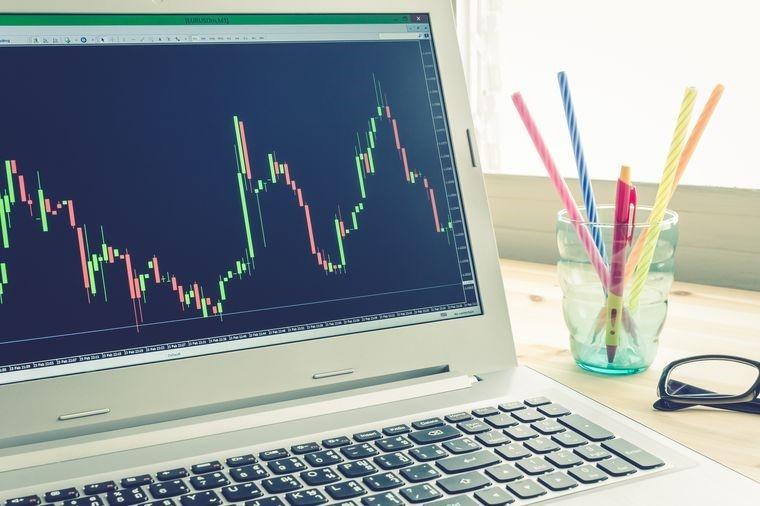 Падение технологических акций