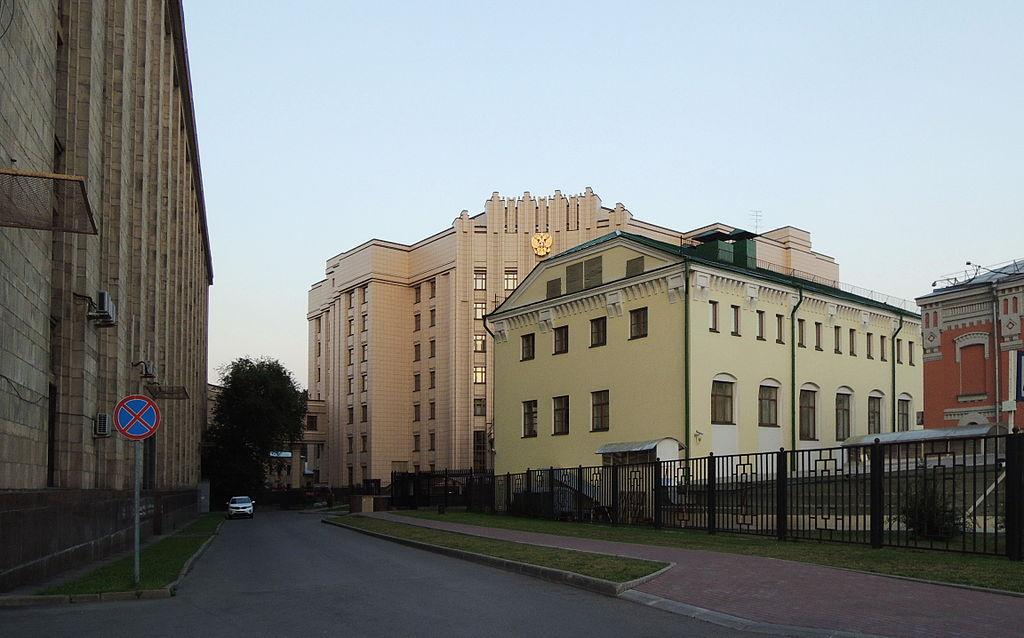 МИД России вызвал Посла Республики Молдова