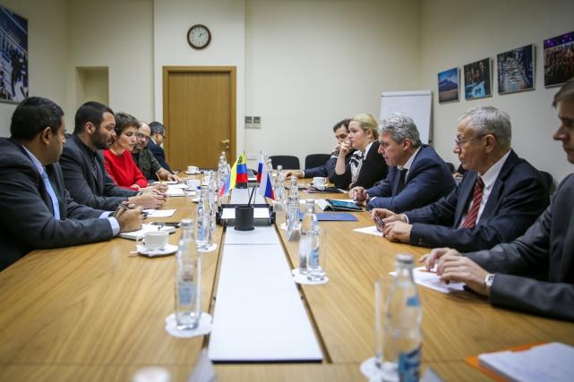 Россия и Венесуэла обсудили сотрудничество в сфере ИКТ