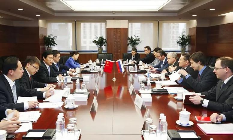 Россия и КНР подписали Меморандум о взаимопонимании и сотрудничестве