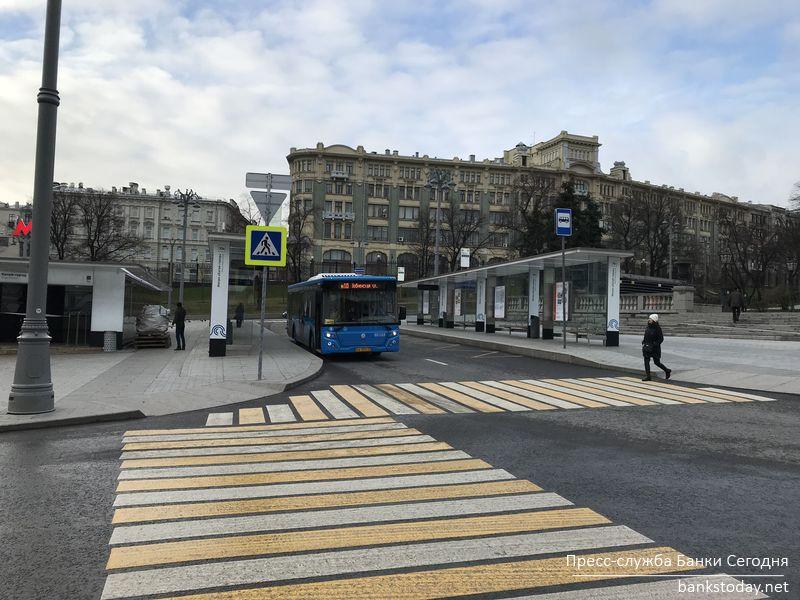 В Московской области появились автобусы с бесплатным Wi-Fi
