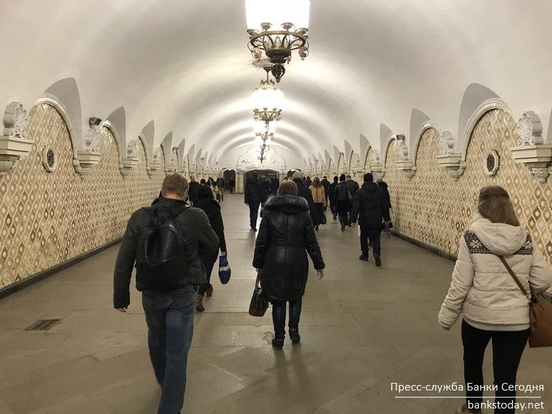 Строительство первого участка Большой кольцевой линии метрополитена вскоре будет завершено