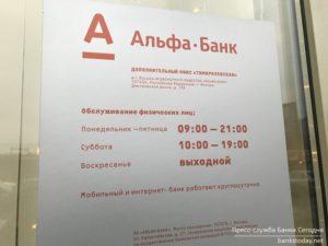 Открытие расчетного счета в Альфа-Банке. Максимально выгодные условия для ИП