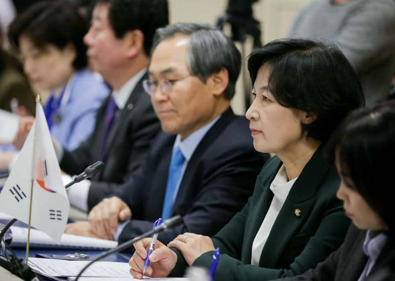 Госдума провела встречу с делегацией из Кореи