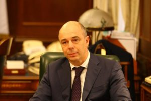 Антон Силуанов провел встречу с бизнес-объединением «ОПОРА РОССИИ»