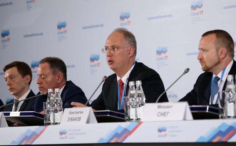 Иностранные инвесторы в 2017 году реализовали в регионах РФ 205 проектов
