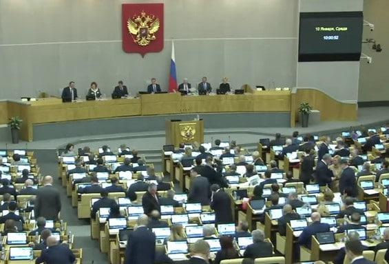 В Госдуме предложили закон о «детях войны»