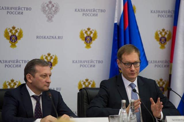 Казначейство взяло на себя функции по бухучету Росаакредитации — глава ведомства