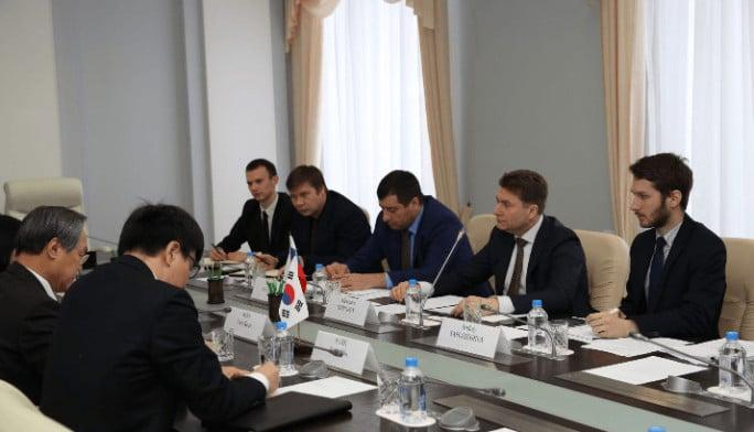 Россия и Корея укрепляют сотрудничество в сфере машиностроения, авиации и фармацевтики