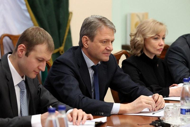 Александр Ткачев отметил повышение производительности в производстве молока