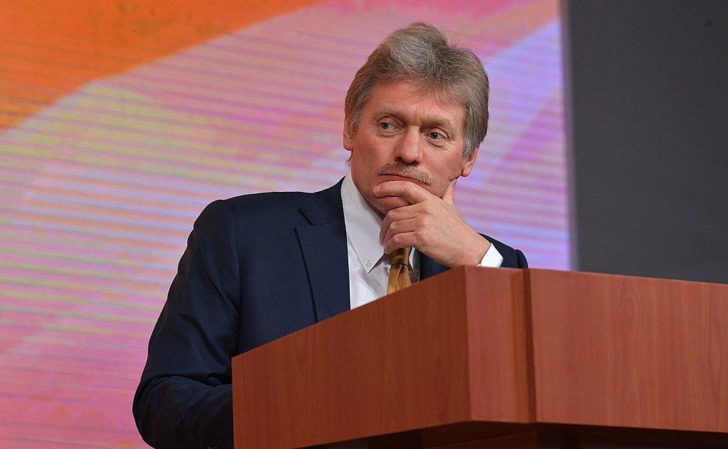 Пресс-секретарь Президента России задал вопрос студентам