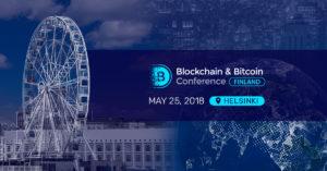 Блокчейне в бизнесе и запуск ICO — о чем расскажут эксперты на Blockchain & Bitcoin Conference Finland