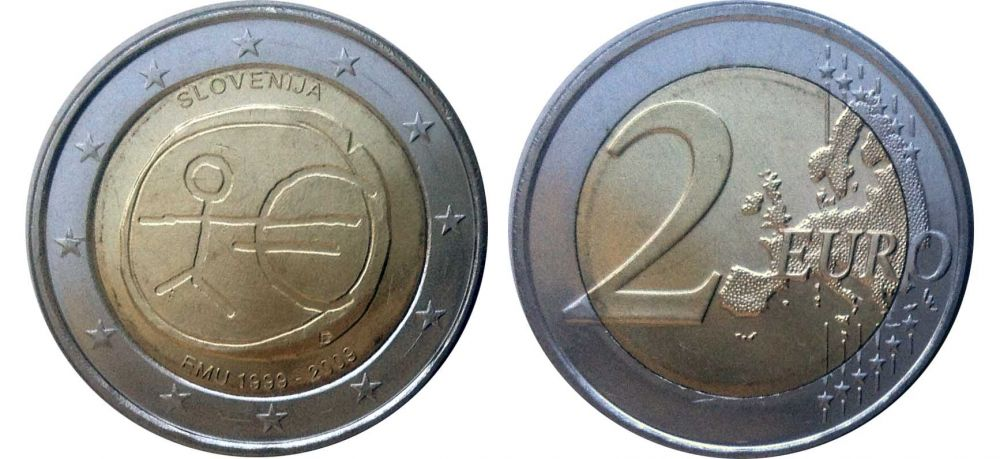 Признаки подлинности новых банкнот 100 и 200 евро