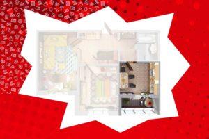Как взять ипотеку на комнату в общежитии или даже коммуналке?