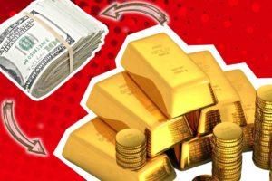 Как обычном человеку можно заработать на золоте?