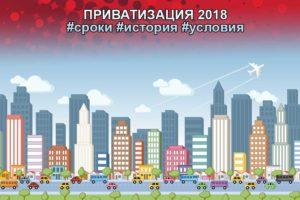 Приватизация жилья в 2018 году. Актуальные сведения