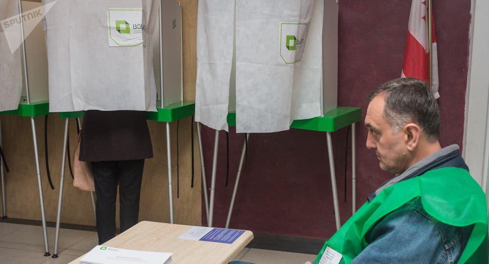Эксперт о президентских выборах в Грузии