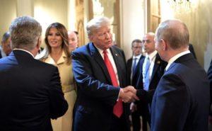 Эксперт об общении Путина с Трампом, Меркель и Макроном в Париже