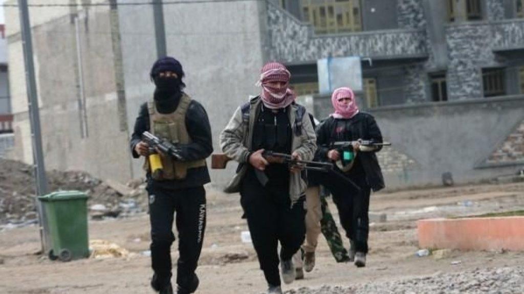 Эксперт о планах ИГ применить химоружие против курдов