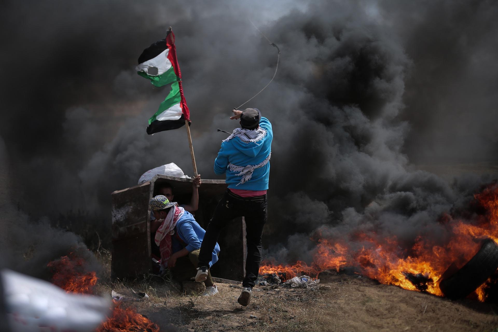 Эксперт об эскалации напряженности в секторе Газа