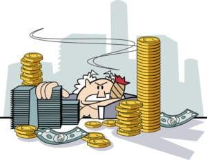 Банковские комиссии, штрафы и пени – источник дохода банка. На чём ещё зарабатывают банки?