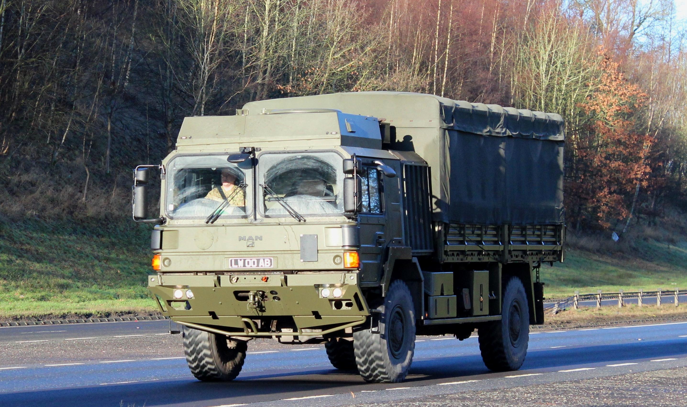 Эксперт об информации о британских военных на Украине