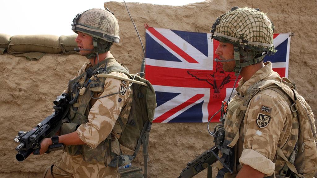 РФ прокомментировала сообщения о английских военных вгосударстве Украина