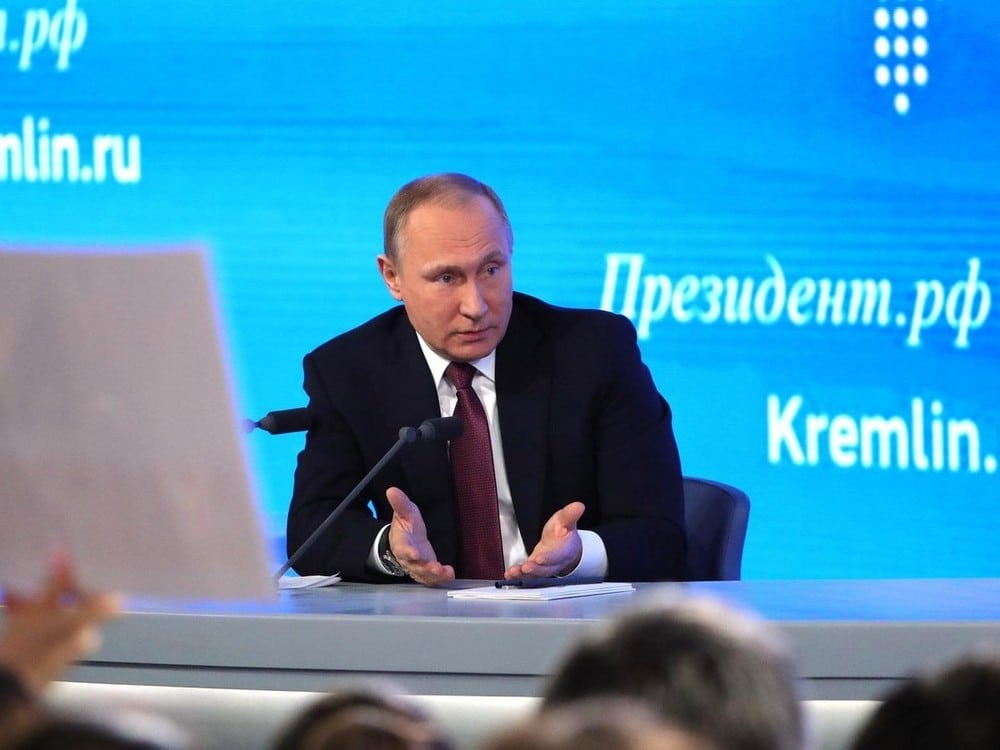 Путин подвел экономические итоги уходящего года