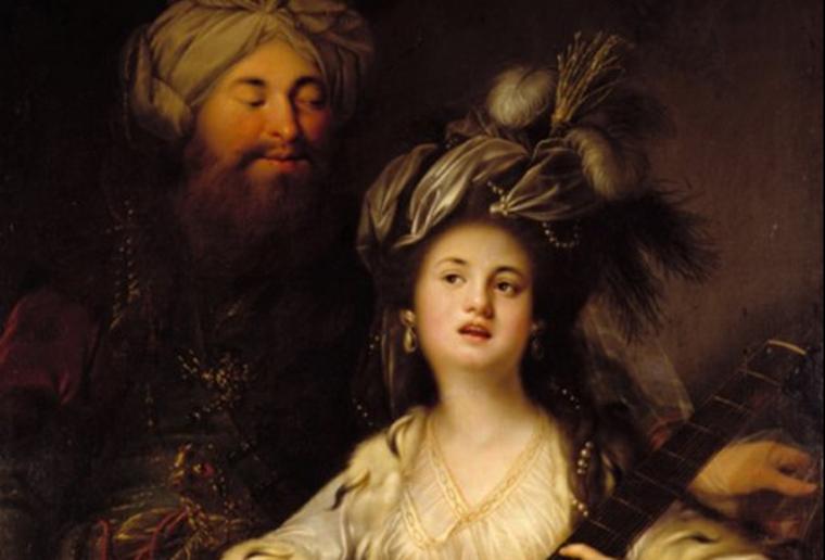 Эксперт о претензиях Киева на одну из жен турецкого султана