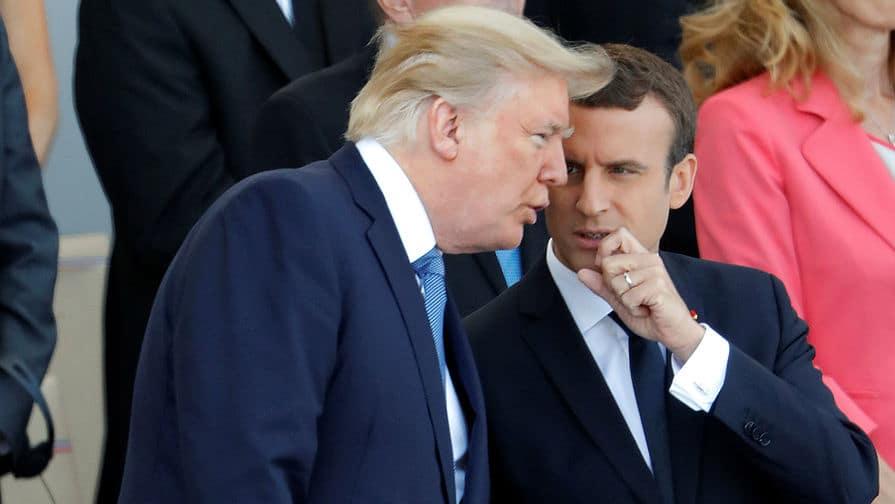 Эксперт о разговоре Трампа и Макрона о выводе американских военных из Сирии