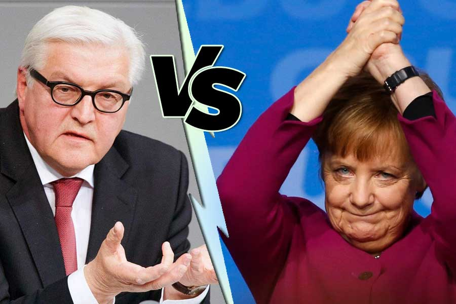 Кто занимает главенствующую роль в Германии: президент или канцлер?