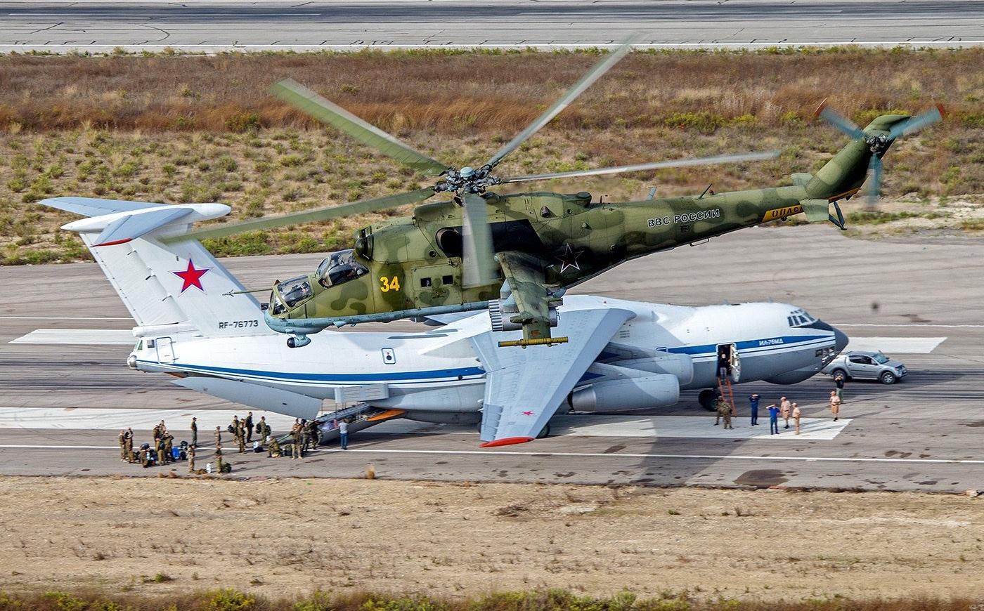 Эксперт о санкциях США за военную помощь Сирии