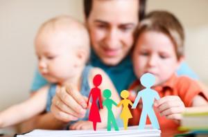 Вместо казенного дома – в профессиональную семью